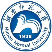 Hunan Normal University logo.png