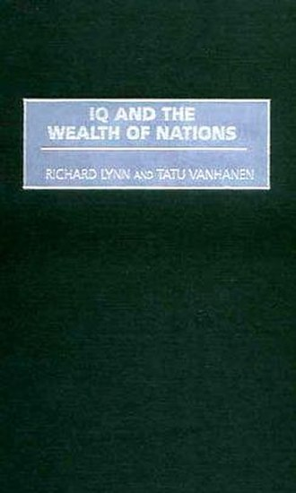 IQ and the Wealth of Nations - IQ and the Wealth of Nations cover