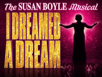 I Dreamed a Dream (musical) - Image: I dreamed a dream musical logo