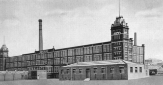 Imperial Mill, Blackburn Blackburn with Darwen, Lancashire, BB1
