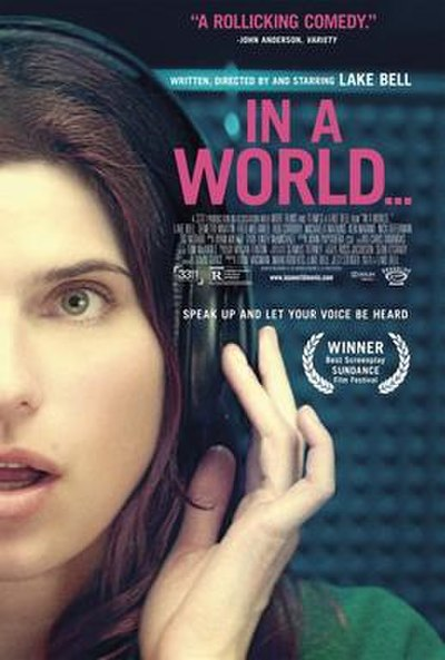 Picture of a movie: In A World...