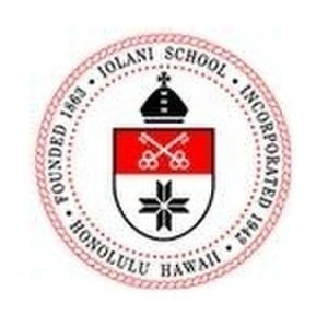 ʻIolani School - Image: Iolani shield