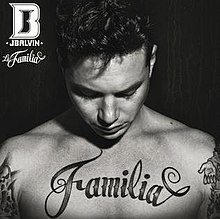 La familia album wikipedia for J balvin portada