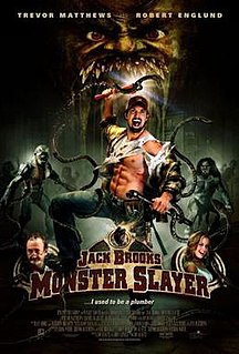 <i>Jack Brooks: Monster Slayer</i> 2007 film by Jon Knautz