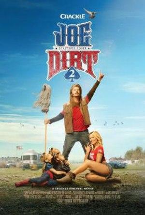 Joe Dirt 2: Beautiful Loser - Poster