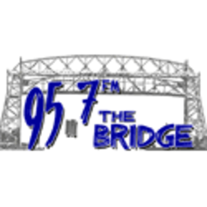 KDAL-FM - The Bridge, KDAL-FM's logo under its previous AAA format