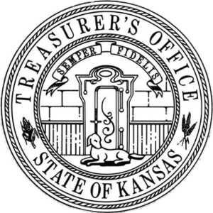 Kansas State Treasurer - Image: KS Treasurer Seal