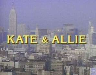 Kate & Allie - Main title screen