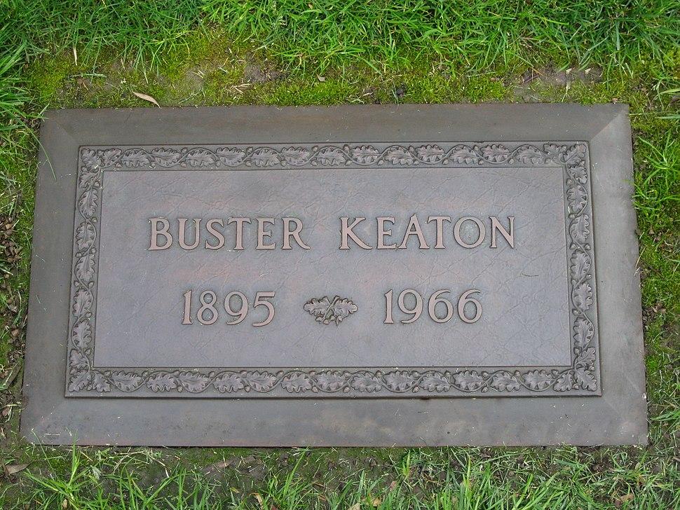 Keaton grave