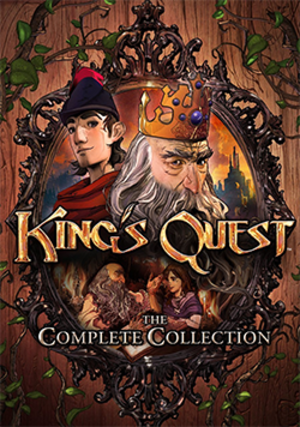 King's Quest (2015 video game) - Cover art