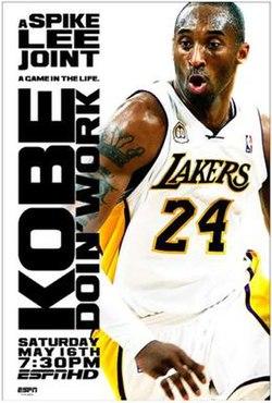 Kobe doin work wikipedia kobe doin workg voltagebd Images