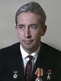 Konstantin Feoktistov Soviet cosmonaut