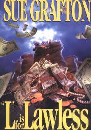 """L"" Is for Lawless - Cover of the book ""L"" Is for Lawless by Sue Grafton."
