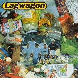Trashed (album) - Image: Lagwagon Trashed