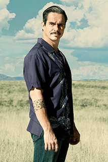 """Lalo Salamanca Character from the TV series """"Better Call Saul"""""""