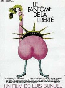 شبح آزادی | پوستر فیلم
