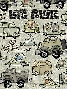 Poster for Let's Pollute