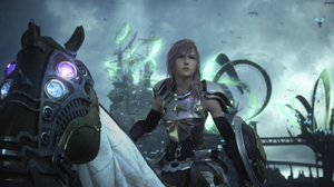 Lightning (Final Fantasy) - Image: Lightning XIII 2 screenshot