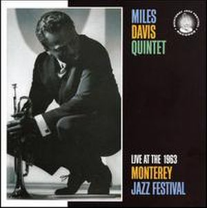 Live at the 1963 Monterey Jazz Festival - Image: Live at the 1963 Monterey Jazz Festival