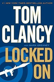 <i>Locked On</i> (novel) novel by Tom Clancy