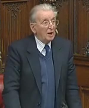 Geoffrey Lofthouse, Baron Lofthouse of Pontefract - Image: Lord Lofthouse of Pontefract 2008