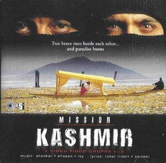 Mission Kashmir - Image: MKCD