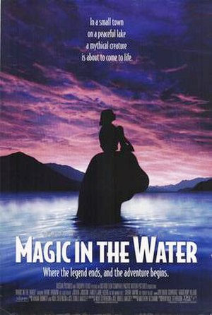 Magic in the Water - Theatrical release poster