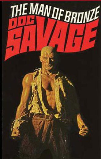 Doc Savage - James Bama's covers featuring Steve Holland as the Man of Bronze on many of the Bantam reprints defined the character to a generation of readers.
