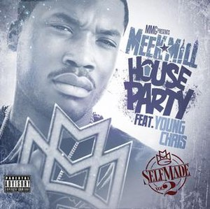 House Party (Meek Mill song) - Image: Meek Mill House Party