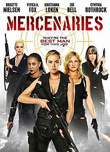 Mercenary for Justice – Wikipedia