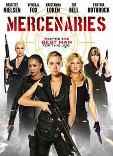 <i>Mercenaries</i> (2014 film) 2014 film directed by Christopher Ray
