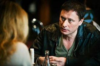 Mikael Blomkvist - Mikael Blomkvist, as portrayed by Michael Nyqvist in the Swedish film series.