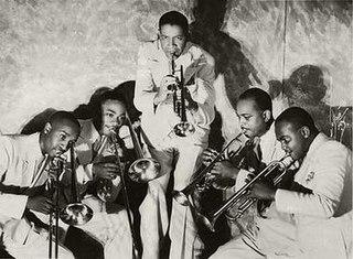 Mills Blue Rhythm Band band that plays jazz
