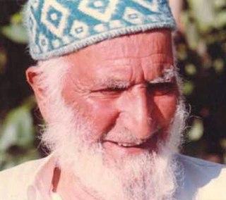 Ghulam Rasool Nazki Kashmiri poet, writer, broadcaster