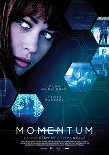 <i>Momentum</i> (2015 film) 2015 film by Stephen Campanelli