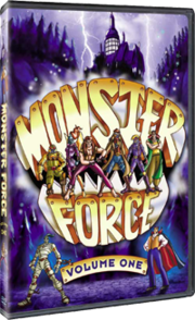Monster Force Volume 1 cover.png
