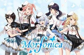 Morfonica Japanese band