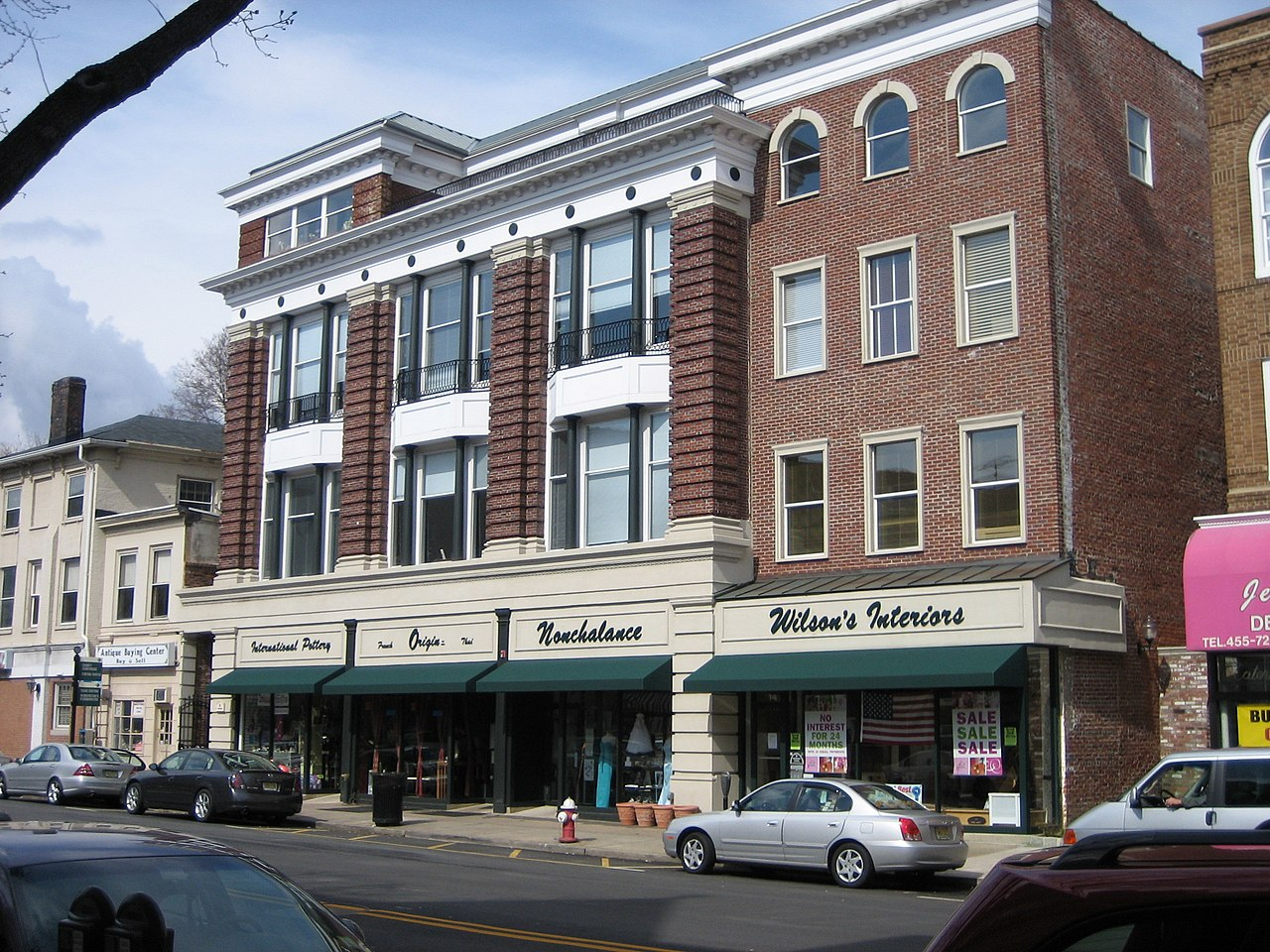 Downtown Montgomery Restaurants