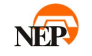 NEP Telephone - Image: NEP Telephone Logo