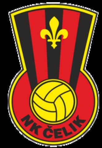 NK Čelik Zenica - Image: NK Čelik Zenica logo