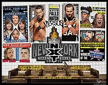NXT TakeOver: New York - Wikipedia