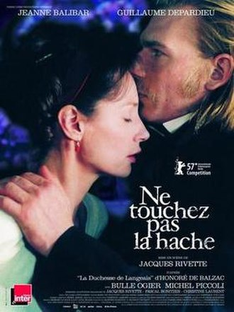 The Duchess of Langeais - Film poster
