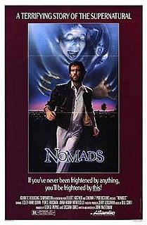 <i>Nomads</i> (1986 film) 1986 film by John McTiernan
