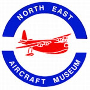 North East Land, Sea and Air Museums - Image: North East Aircraft Museum logo