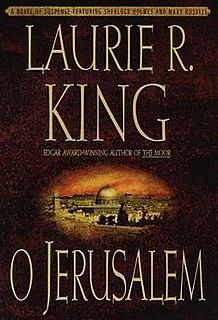 <i>O Jerusalem</i> (novel)