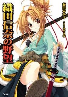 Japanese light novel series