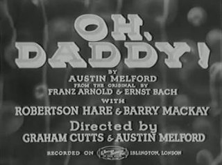 <i>Oh, Daddy!</i> 1935 film