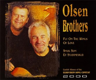 Fly on the Wings of Love - Image: Olsen Brothers Fly on the Wings of Love