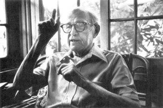 Otto Messmer - Otto Messmer in 1983