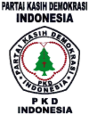 Indonesian Democratic Party of Devotion -  100px